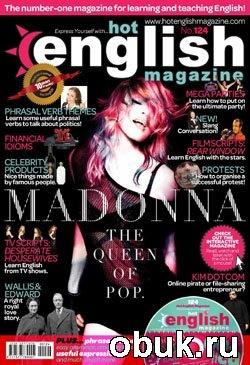 Книга Hot English Magazine № 124  2012 + Аудио