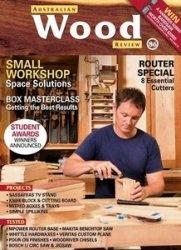 Журнал Australian Wood Review №86