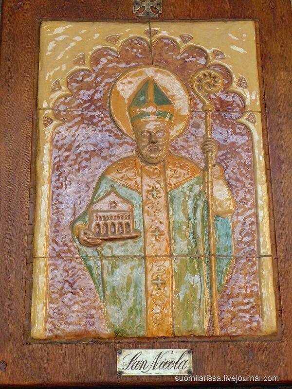 Римини. Церковь Св. Николая.