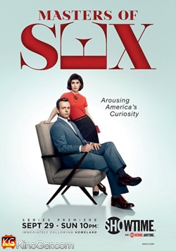 Masters of Sex Staffel 1-4 (2013)