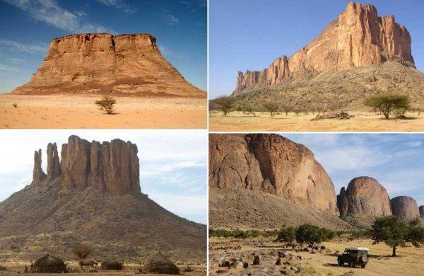 Откуда столько песка в пустыне Сахара
