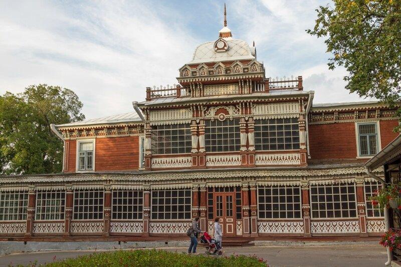 Летнее здание дома Дворянского собрания, Рязань