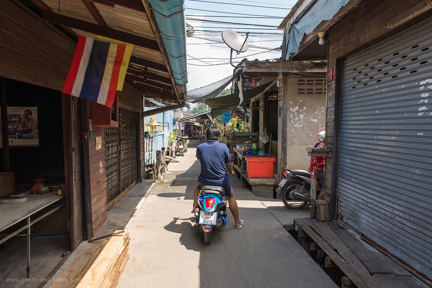 Фото 9. Переулки в рыбацкой деревне в Таиланде. Отзывы о самостоятельном путешествии (320, 24, 8.0, 1/100)