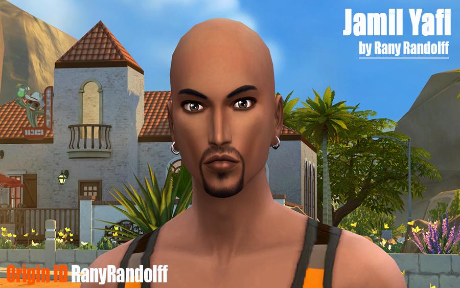 Jamil Yafi by Rany Randolff