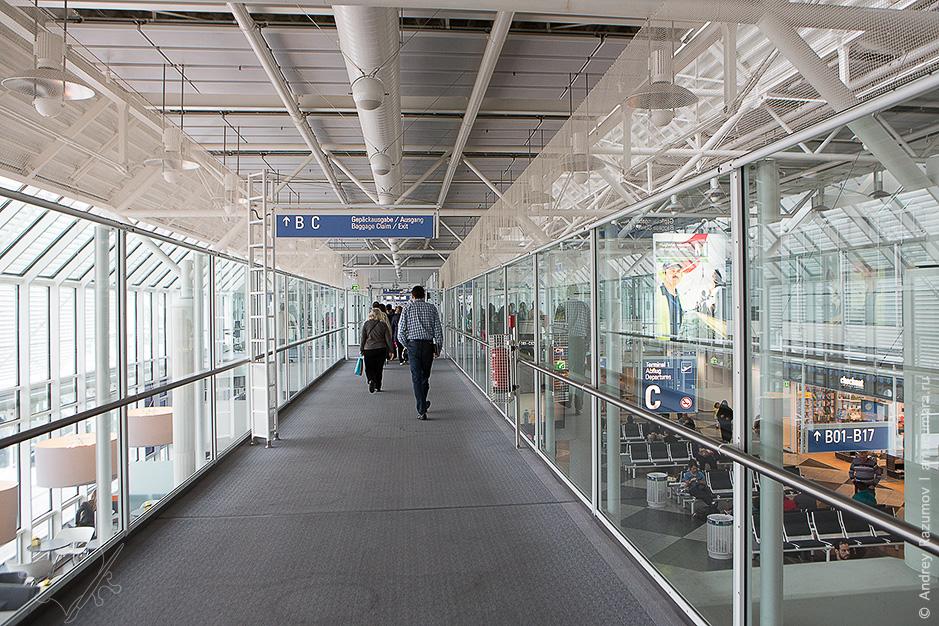 как добраться из аэропорта до Мюнхена