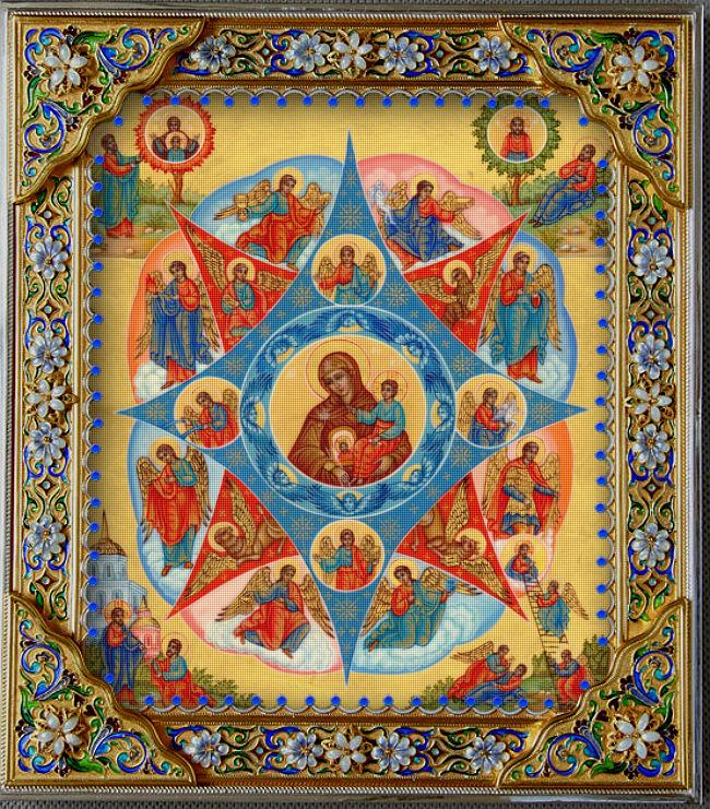 Икона БогоМатери «Неопалимая Купина»