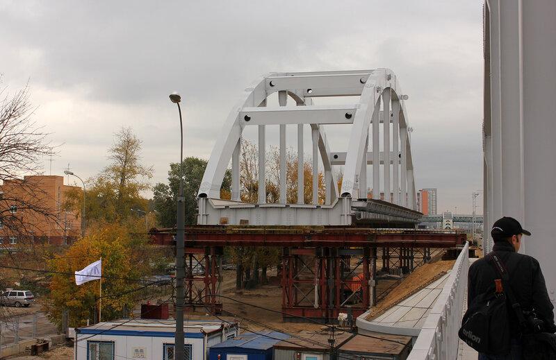 Мост через Ткацкую улицу
