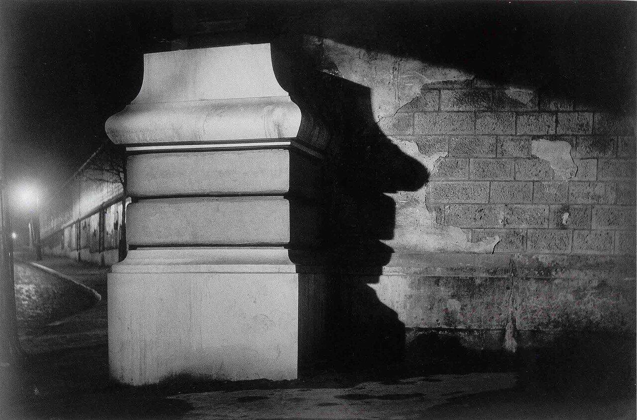 1934. Столб метро Корвизар