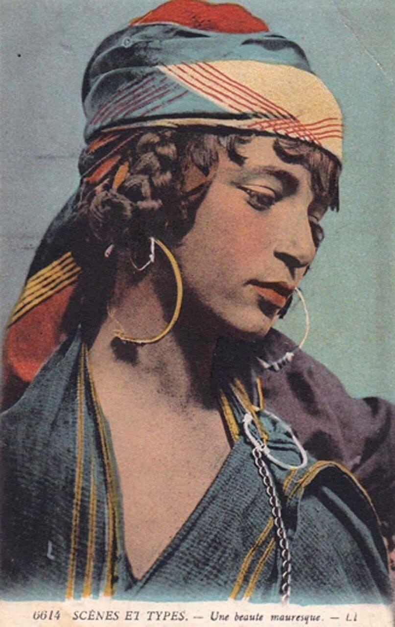 Прекрасная мавританка