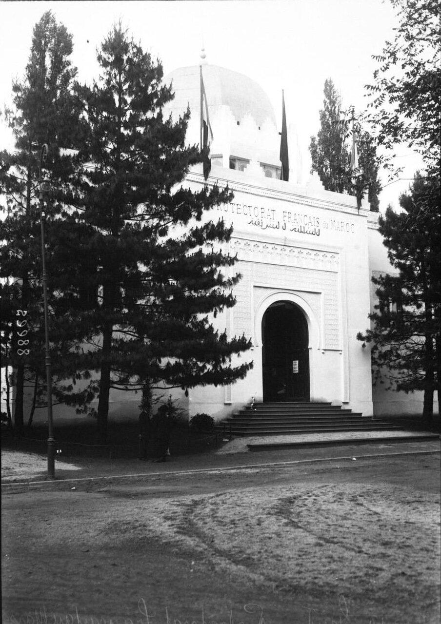 Павильон Протектората Марокко