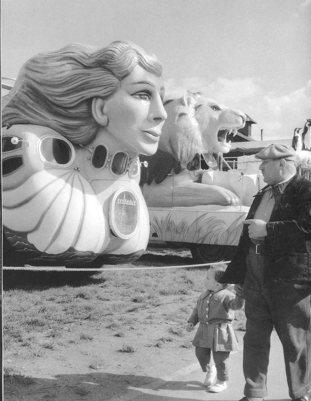 1955. Карнавал
