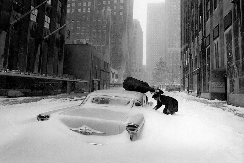 1960. Виолончель в Нью-Йорке