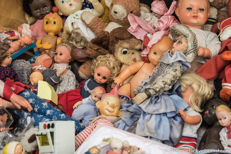 Куклы из прошлой жизни