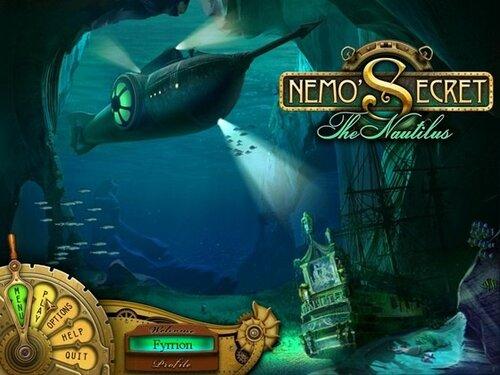 Nemos Secret: The Nautilus