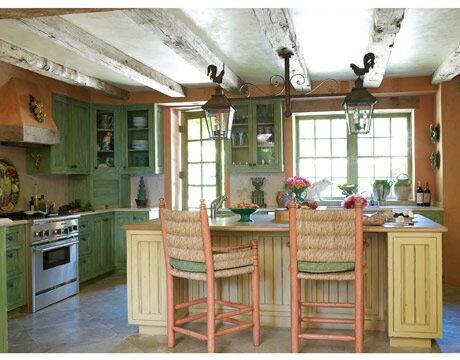 Старая новая кухня своими руками