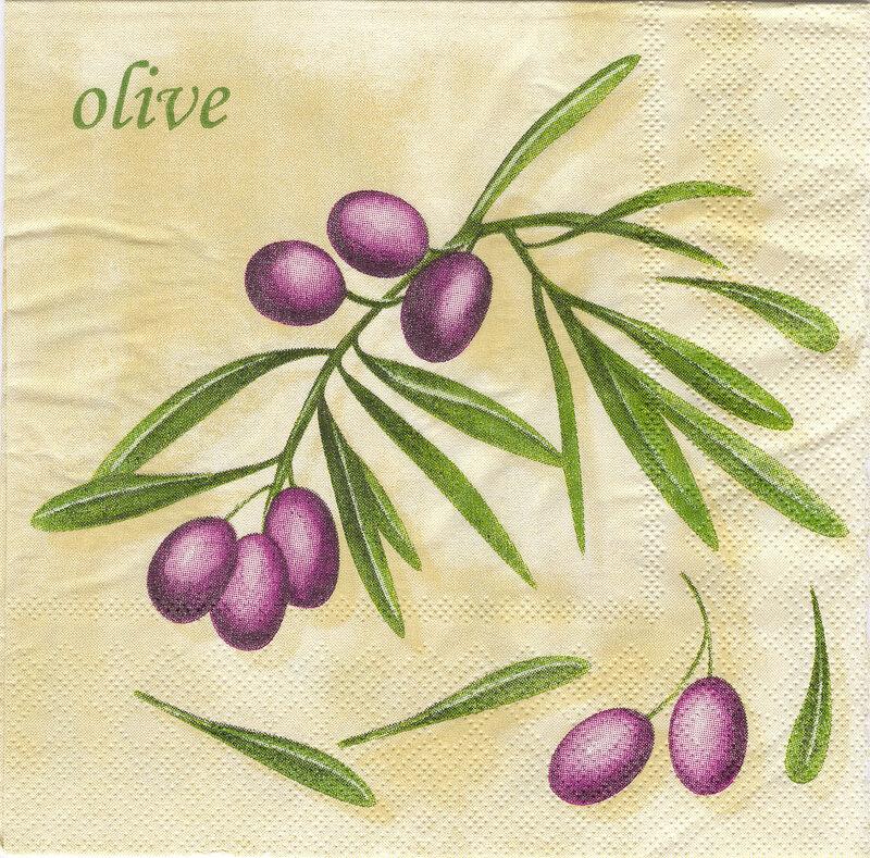 """Схема вышивки  """"Олива """": таблица цветов."""