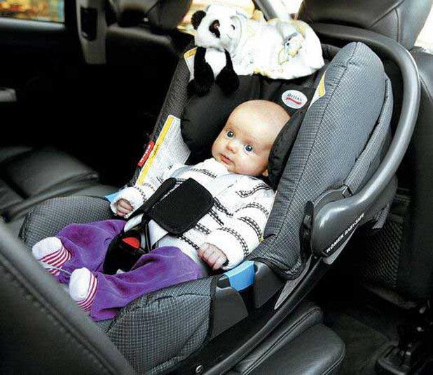 Не вредно ли сажать новорожденного в автокресло 76