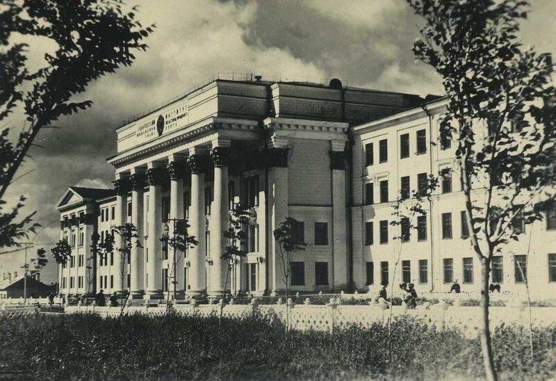 Хабар институт инженеров жд транспорта 1958
