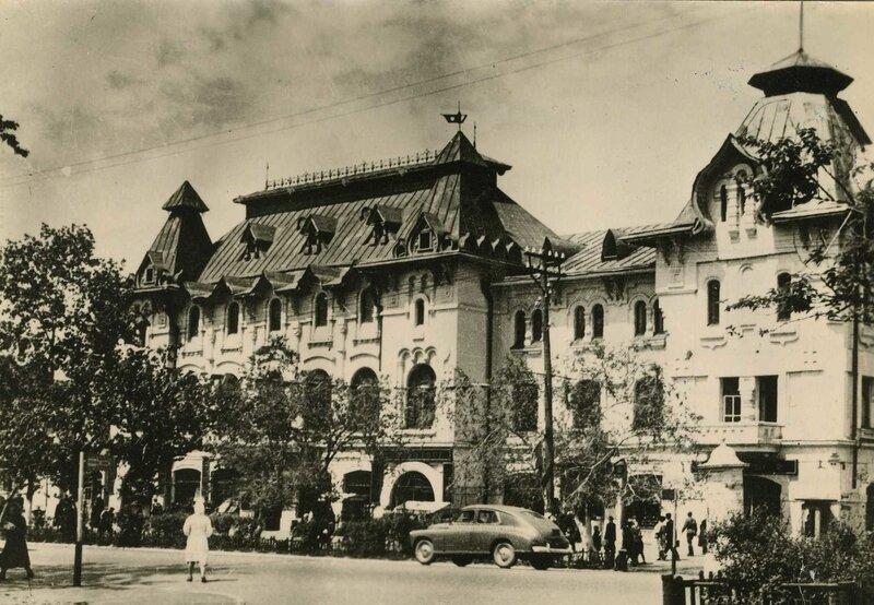 хабаровский дворец пионеров фото Овчарук