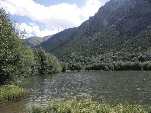 озеро, укромное от глаз людских
