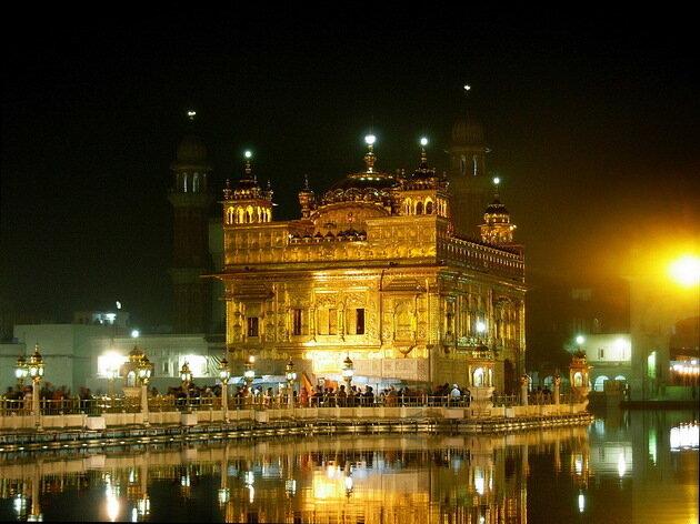храм Хармандир-Сахиб