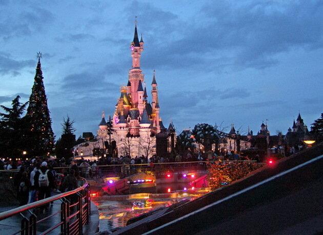 Диснейленд в Париже