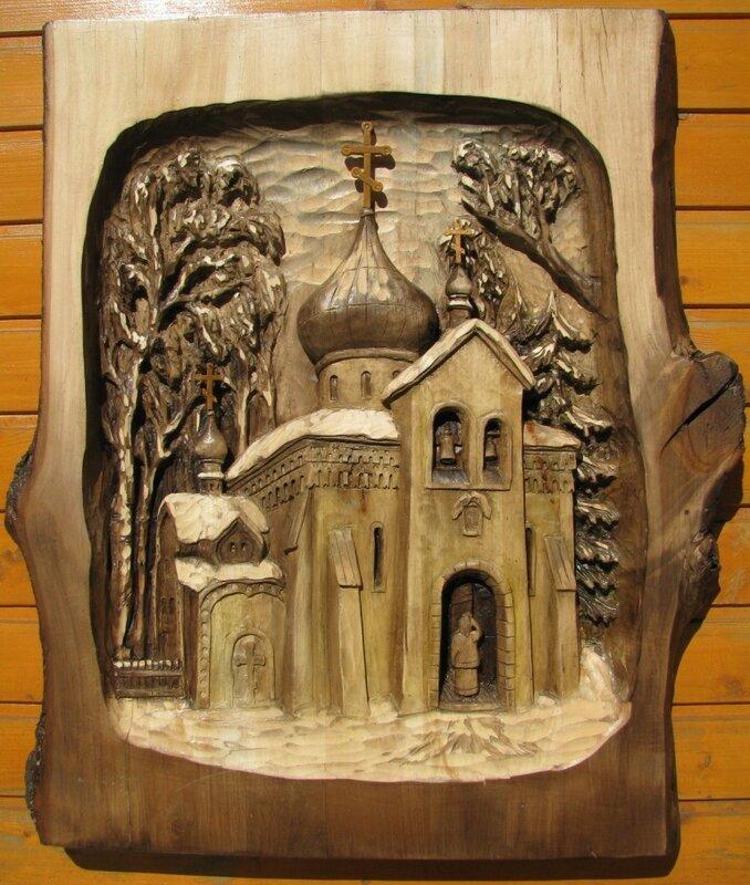Как вырезать картины из дерева своими руками