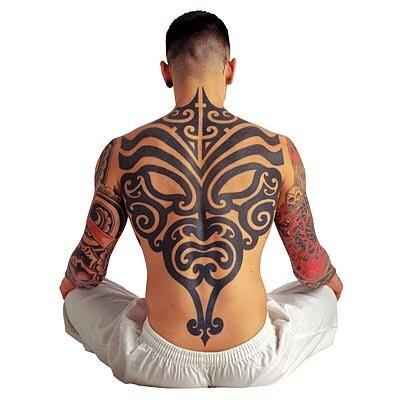 Tattoo trible