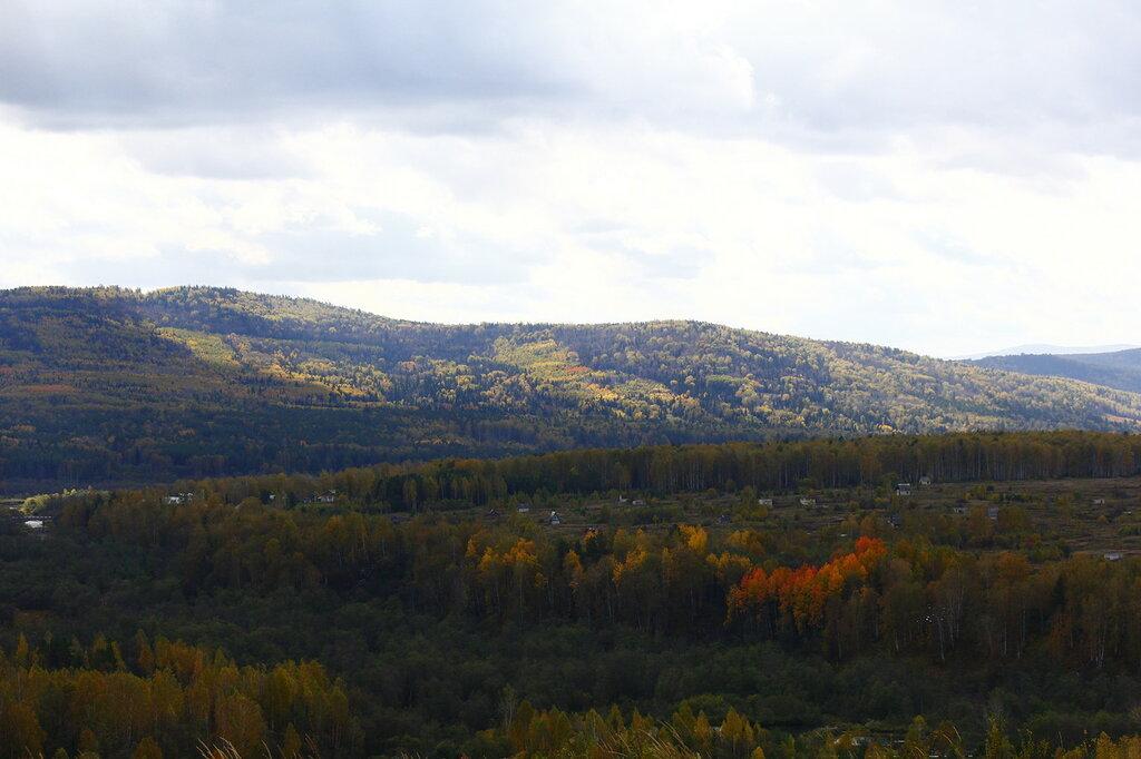 гора Копанец с северной стороны