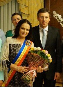 София Ротару стала почетной гражданкой Кишинева