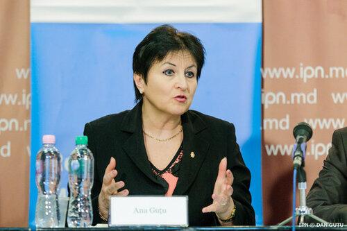 Анна Гуцу: молдавские профсоюзы себя скомпрометировали