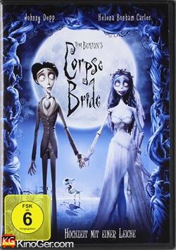 Tim Burton's Corpse Bride - Hochzeit mit einer Leiche (2005)