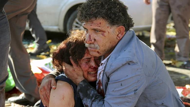 Теракт в Анкаре
