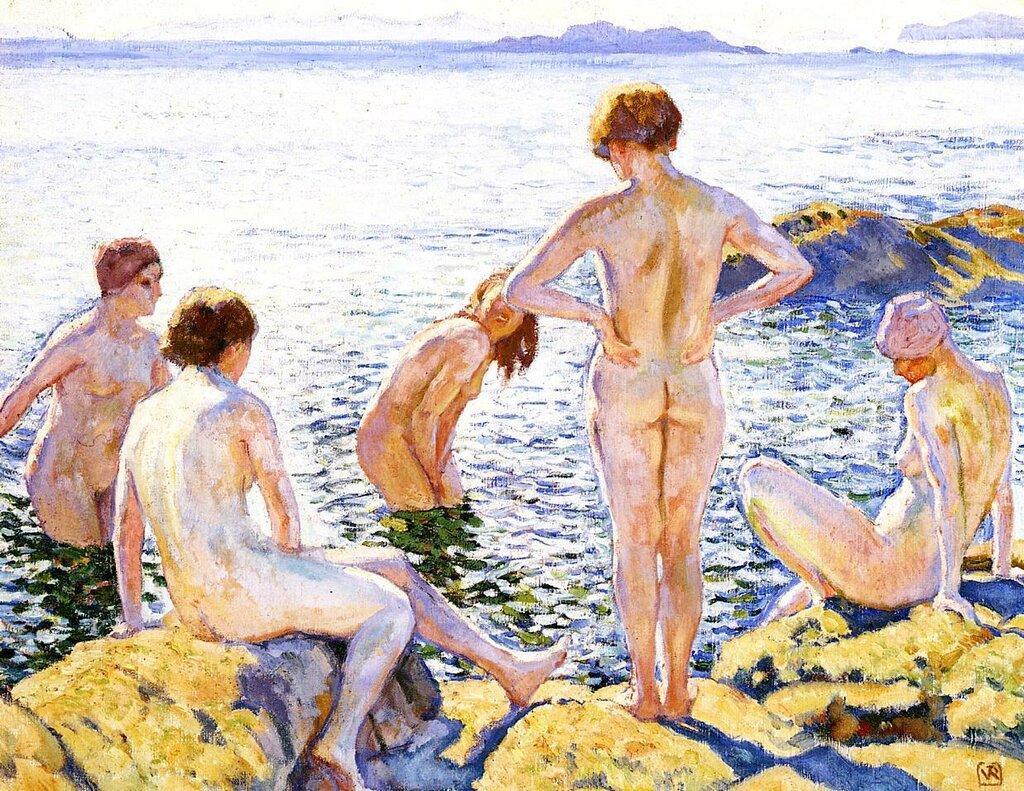 Bathers, 1920.jpeg