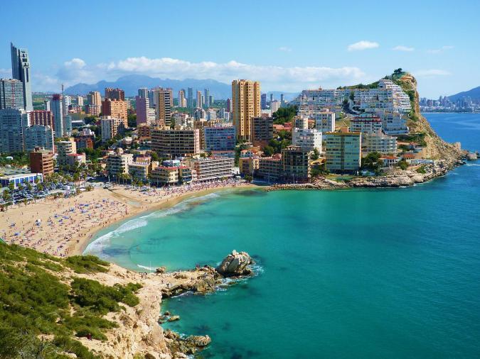 недвижимость испания