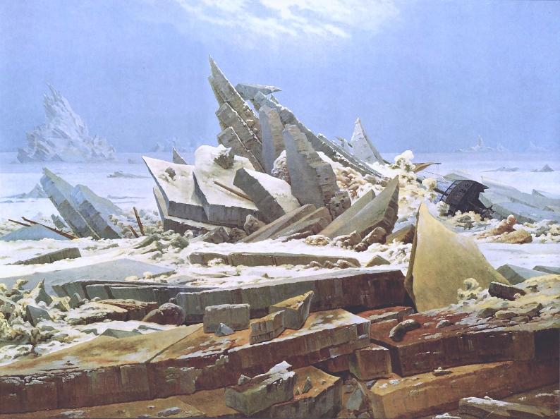 Каспар Фредерик (Caspar David Friedrich)