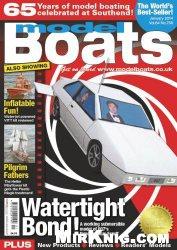 Журнал Model Boats №1 2014