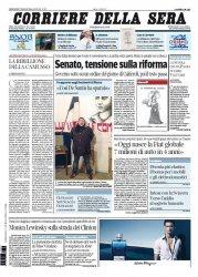 Журнал Il Corriere della Sera (07.05.2014)