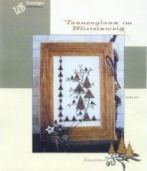 Журнал UB Design 623 - Tannenglanz im Mistelzweig