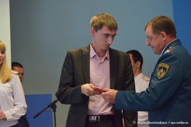 День гражданской обороны, Саратов, 03 октября 2014 года