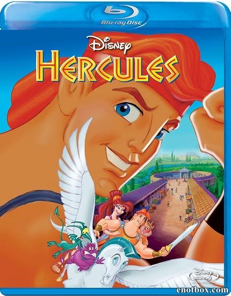 Геркулес / Hercules (1997/BDRip/HDRip)