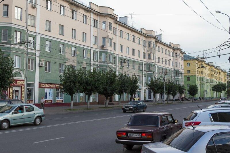 улица Кирова, Пенза