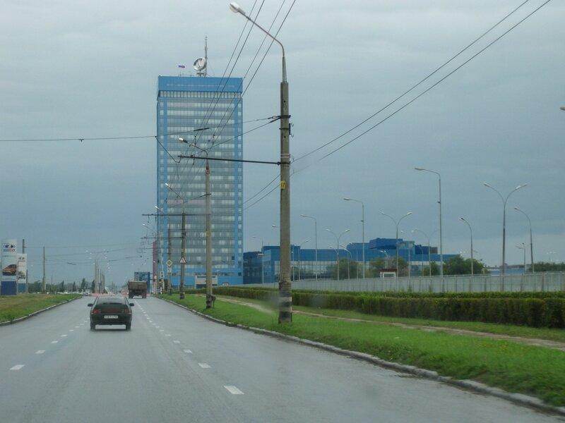 Здание заводоуправления АвтоВАЗ, Тольятти