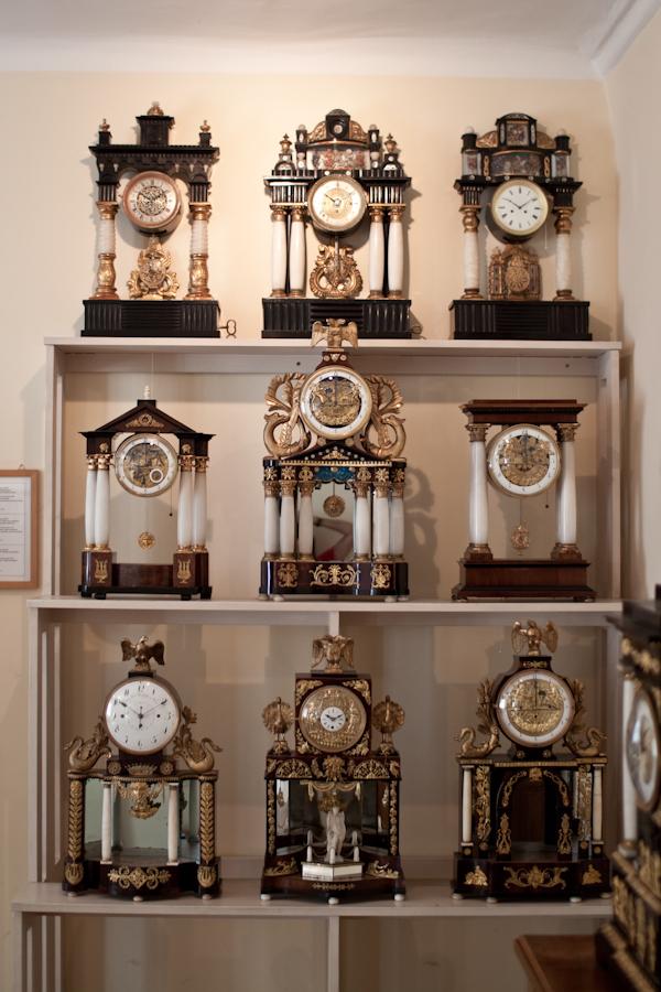 Австрия, Вена, Музей часов (UHRENMUSEUM)
