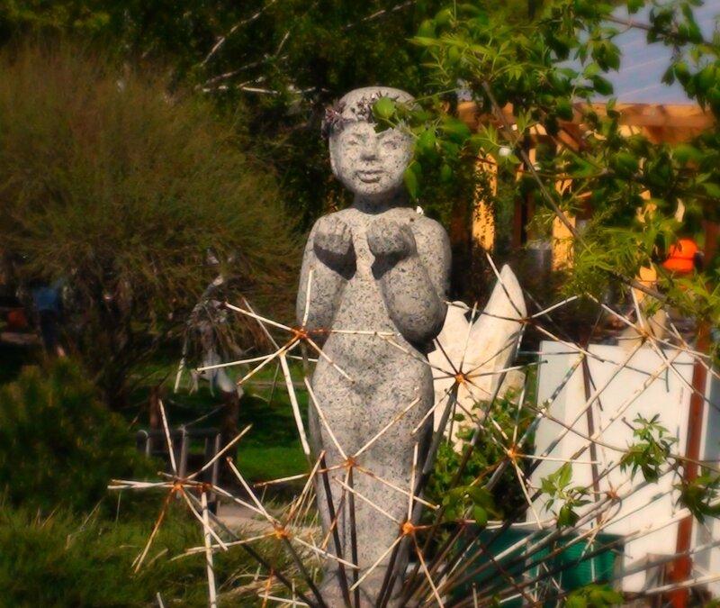 Скульптура из МУЗЕОНа