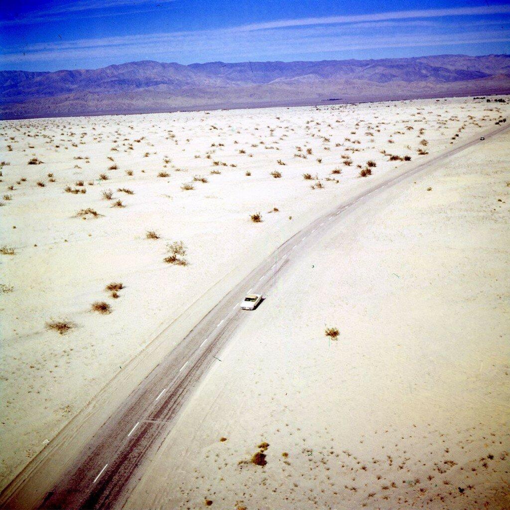 1960. Палм-спрингс. Пустыня Колорадо