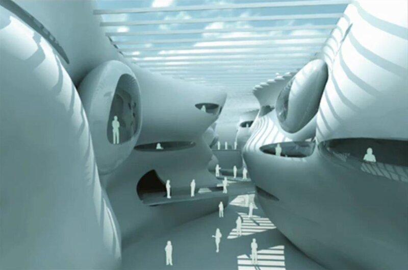 ...же Ян Каплицки из Future Systems не верит в будущее блоб-архитектуры.