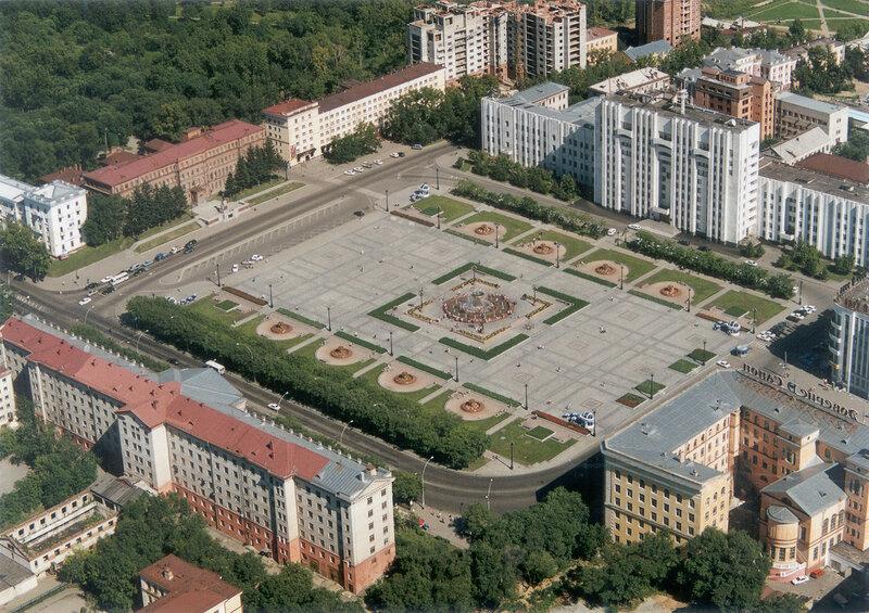 Khabarovsk - Lenin Square 1