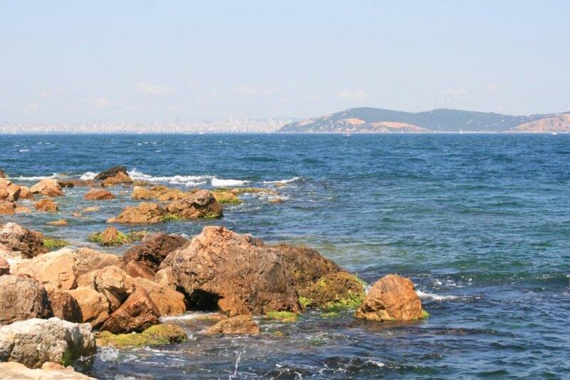 Стамбул, Мраморное море