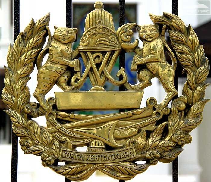 Герб султаната Кутай